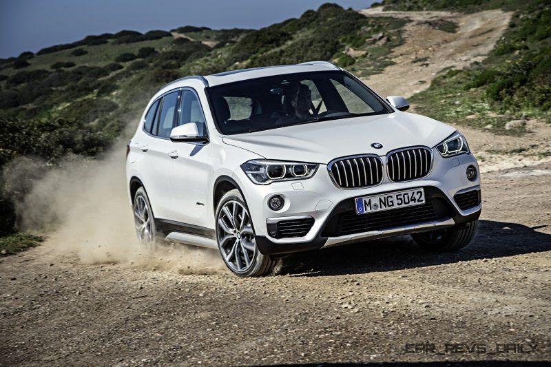 2016 BMW X1 xDrive28i 44