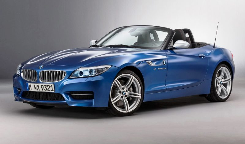 2016 BMW Z4 M Sport Estoril Blue 1