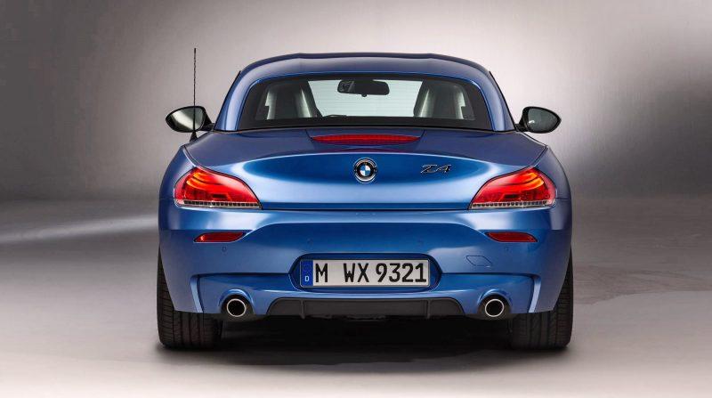 2016 BMW Z4 M Sport Estoril Blue 10
