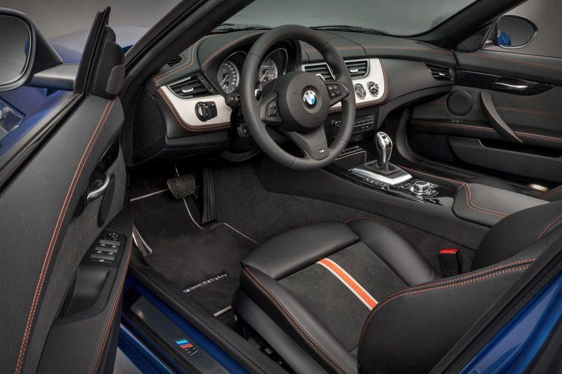 2016 BMW Z4 M Sport Estoril Blue 15