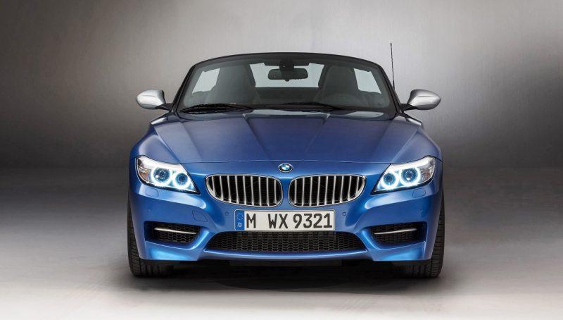 2016 BMW Z4 M Sport Estoril Blue 17