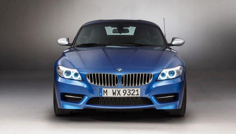 2016 BMW Z4 M Sport Estoril Blue 18