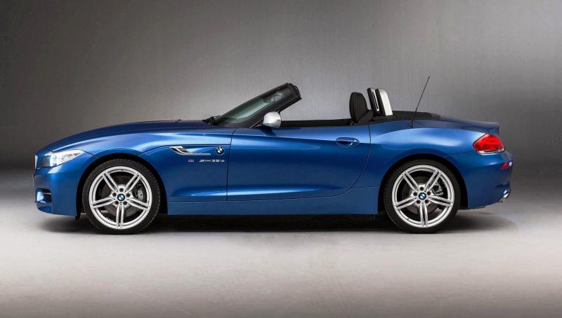 2016 BMW Z4 M Sport Estoril Blue 19