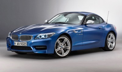 2016 BMW Z4 M Sport Estoril Blue 2