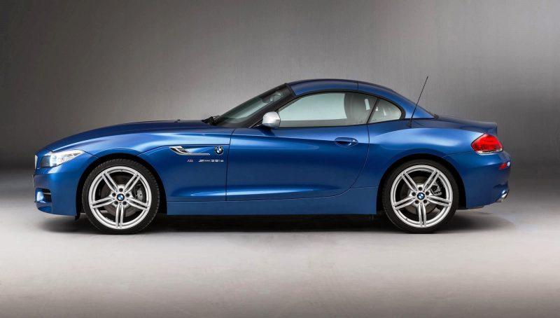 2016 BMW Z4 M Sport Estoril Blue 20