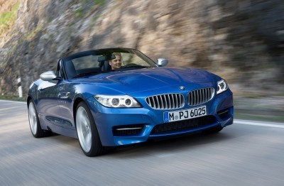2016 BMW Z4 M Sport Estoril Blue 22