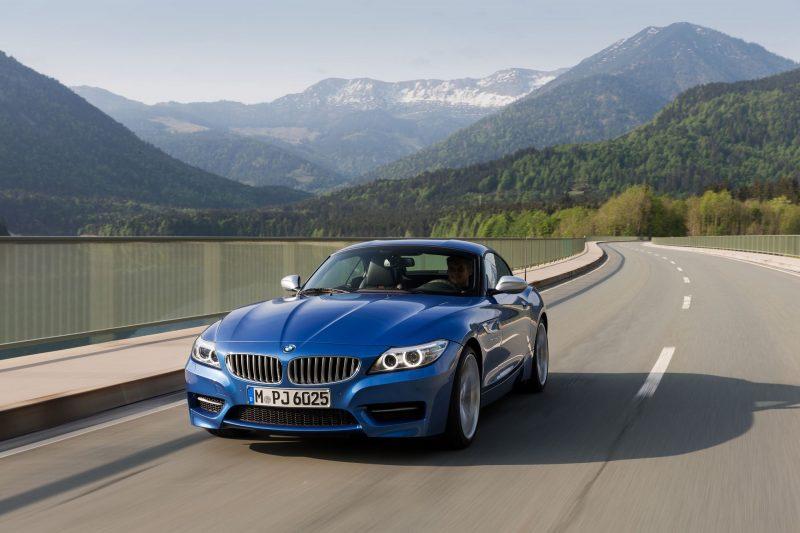 2016 BMW Z4 M Sport Estoril Blue 25