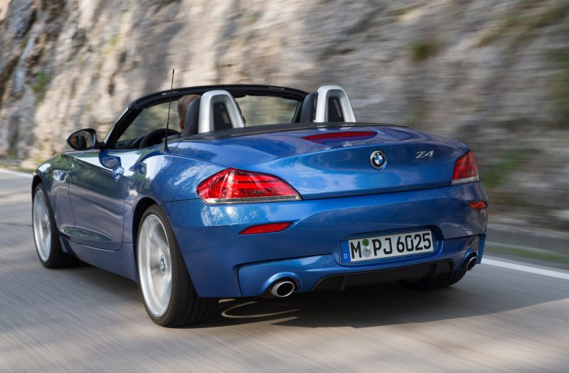 2016 BMW Z4 M Sport Estoril Blue 26
