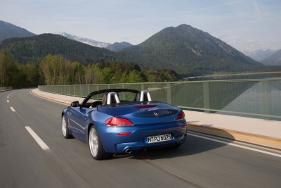 2016 BMW Z4 M Sport Estoril Blue 28
