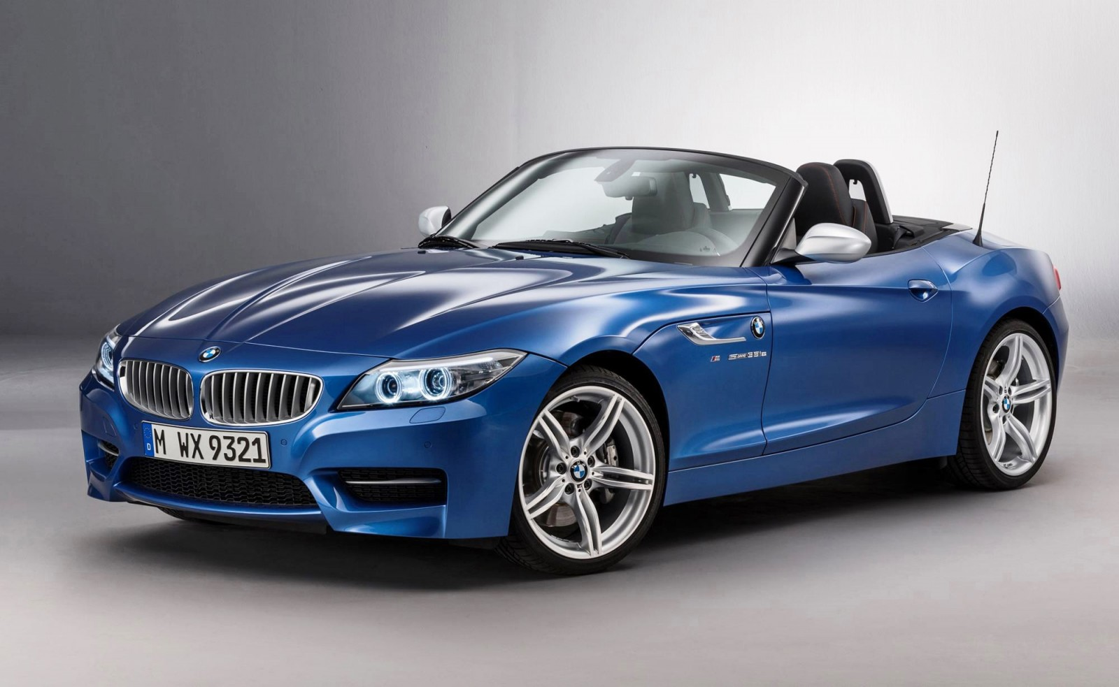 2016 BMW Z4 Estoril Blue