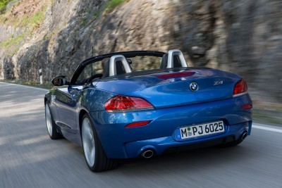 2016 BMW Z4 M Sport Estoril Blue 30