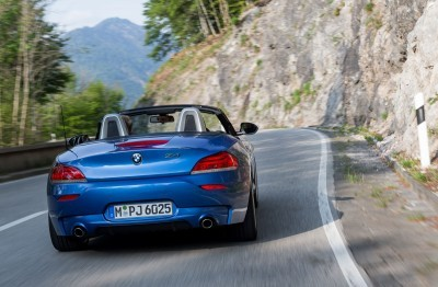 2016 BMW Z4 M Sport Estoril Blue 31