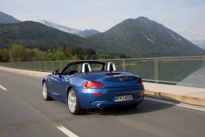 2016 BMW Z4 M Sport Estoril Blue 33