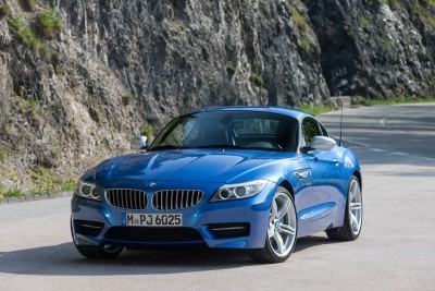 2016 BMW Z4 M Sport Estoril Blue 36