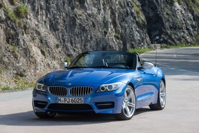 2016 BMW Z4 M Sport Estoril Blue 37