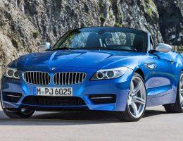 2016 BMW Z4 Adds Sexy Estoril Blue to Three-Model Range From $50k