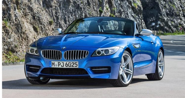 2016 BMW Z4 M Sport Estoril Blue 38