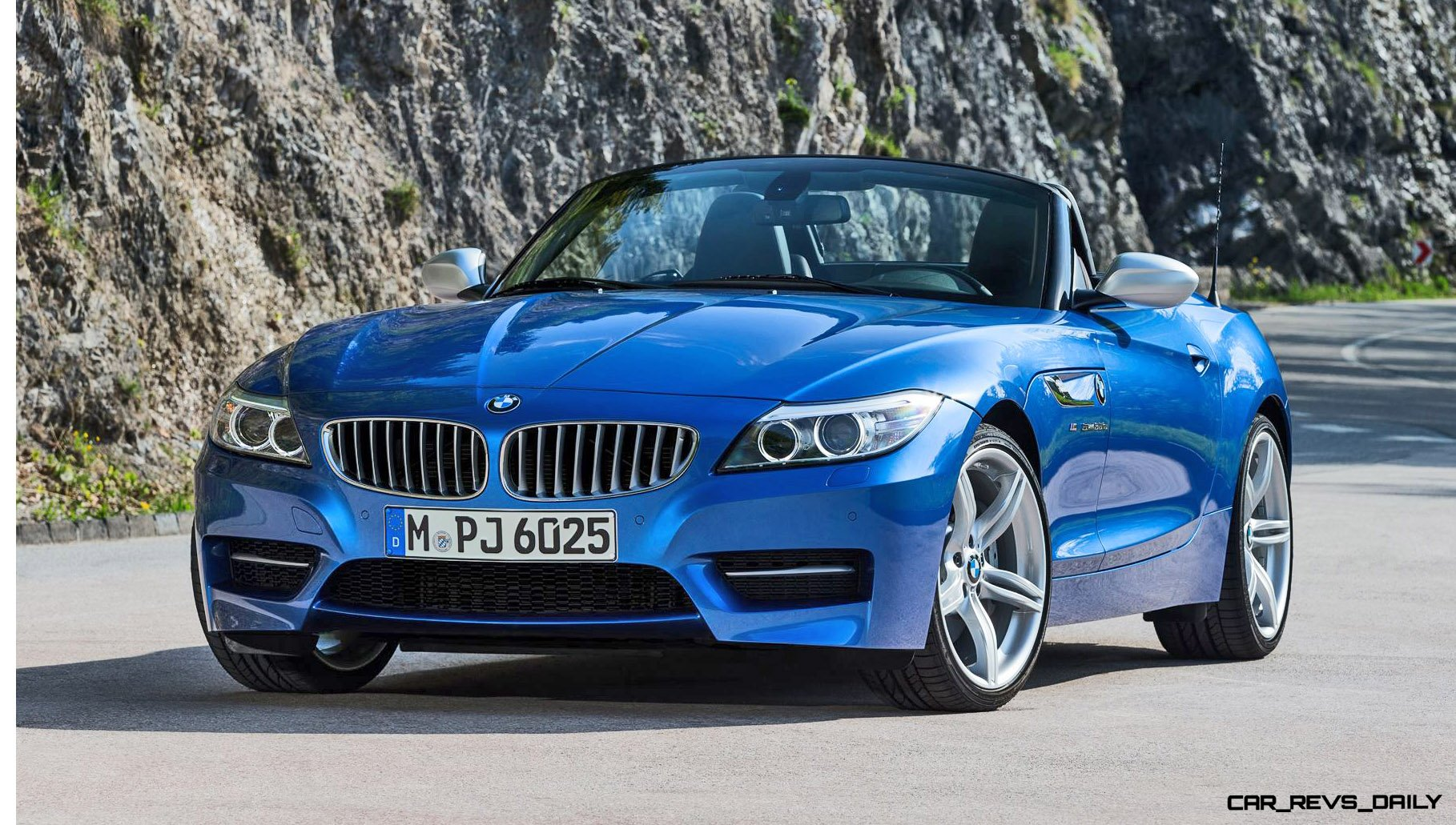 2016 bmw z4 m sport estoril blue 40 car revs. Black Bedroom Furniture Sets. Home Design Ideas