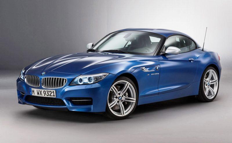 2016 BMW Z4 M Sport Estoril Blue 4