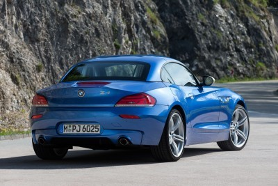 2016 BMW Z4 M Sport Estoril Blue 40