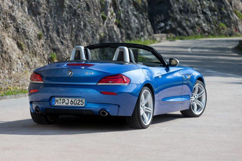 2016 BMW Z4 M Sport Estoril Blue 41