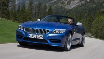2016 BMW Z4 M Sport Estoril Blue 47