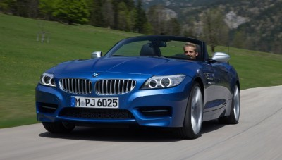 2016 BMW Z4 M Sport Estoril Blue 49