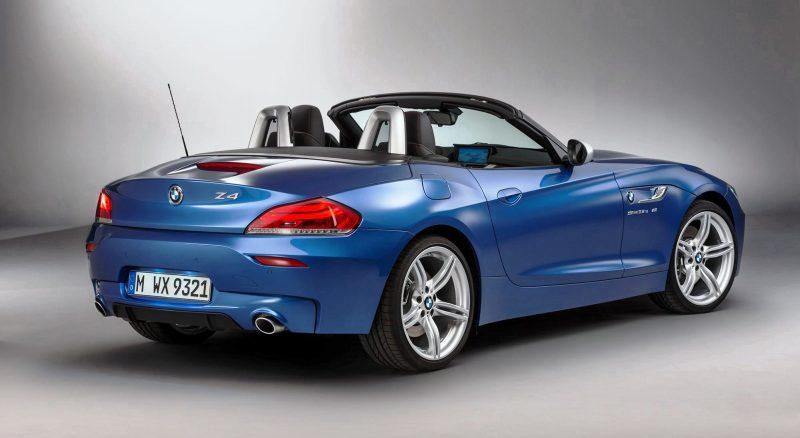 2016 BMW Z4 M Sport Estoril Blue 5