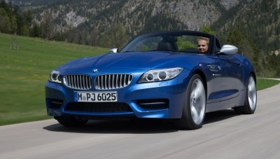 2016 BMW Z4 M Sport Estoril Blue 50