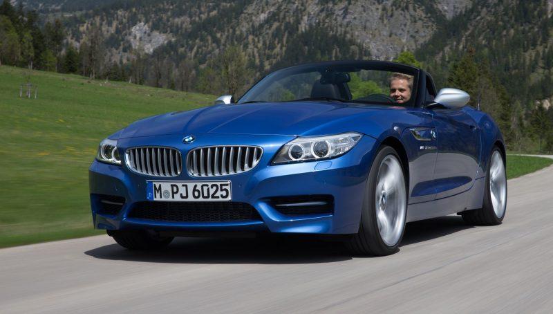 2016 BMW Z4 M Sport Estoril Blue 50
