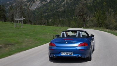 2016 BMW Z4 M Sport Estoril Blue 51