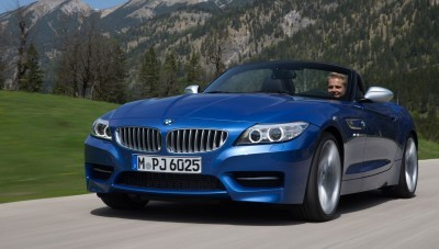 2016 BMW Z4 M Sport Estoril Blue 53