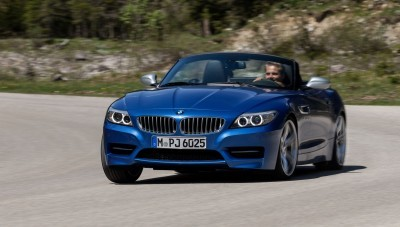 2016 BMW Z4 M Sport Estoril Blue 55