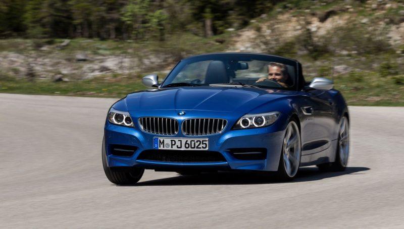 2016 BMW Z4 M Sport Estoril Blue 55