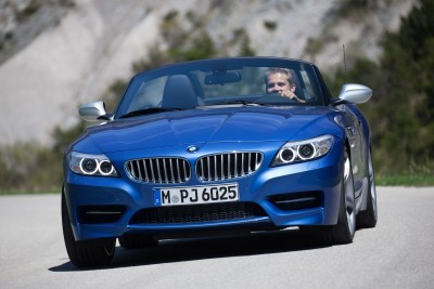 2016 BMW Z4 M Sport Estoril Blue 56