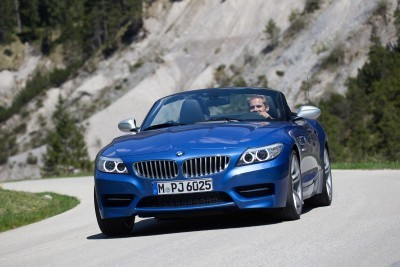 2016 BMW Z4 M Sport Estoril Blue 57