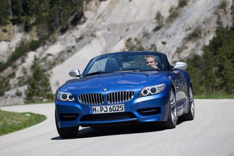 2016 BMW Z4 M Sport Estoril Blue 57