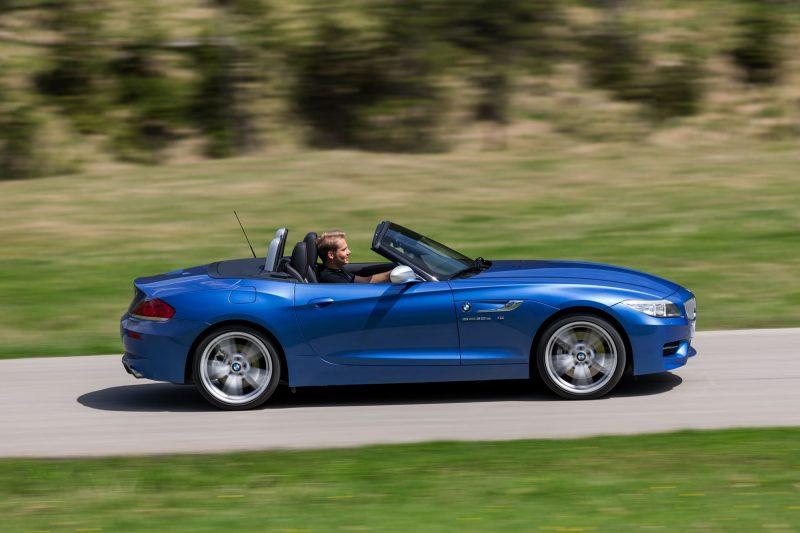 2016 BMW Z4 M Sport Estoril Blue 59