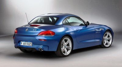 2016 BMW Z4 M Sport Estoril Blue 6