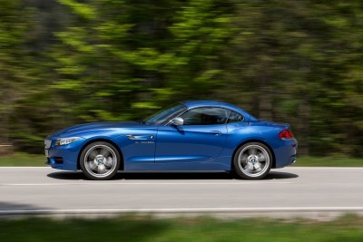 2016 BMW Z4 M Sport Estoril Blue 60