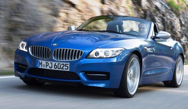 2016 BMW Z4 M Sport Estoril Blue 61