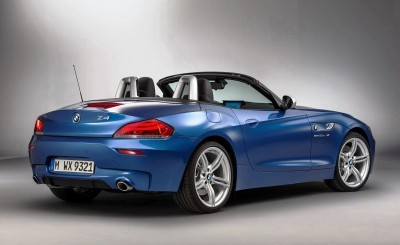 2016 BMW Z4 M Sport Estoril Blue 7