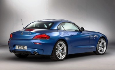 2016 BMW Z4 M Sport Estoril Blue 8