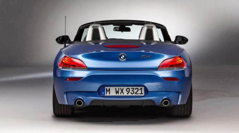 2016 BMW Z4 M Sport Estoril Blue 9
