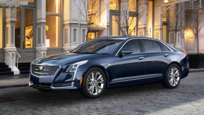 2016 Cadillac CT6 COLORS 1