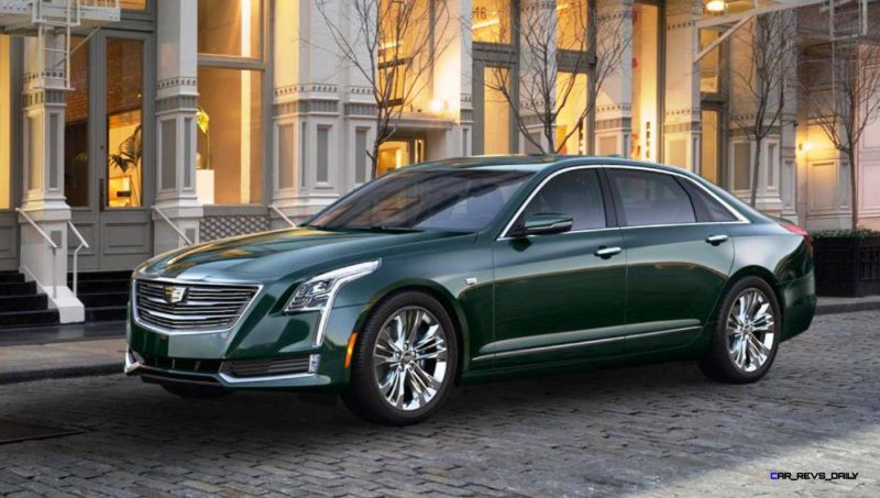 2016 Cadillac CT6 COLORS 2