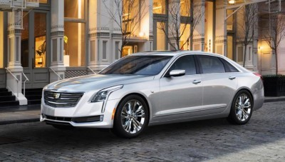 2016 Cadillac CT6 COLORS 3