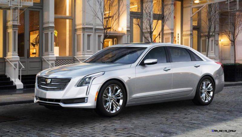 2016 Cadillac CT6 COLORS 3