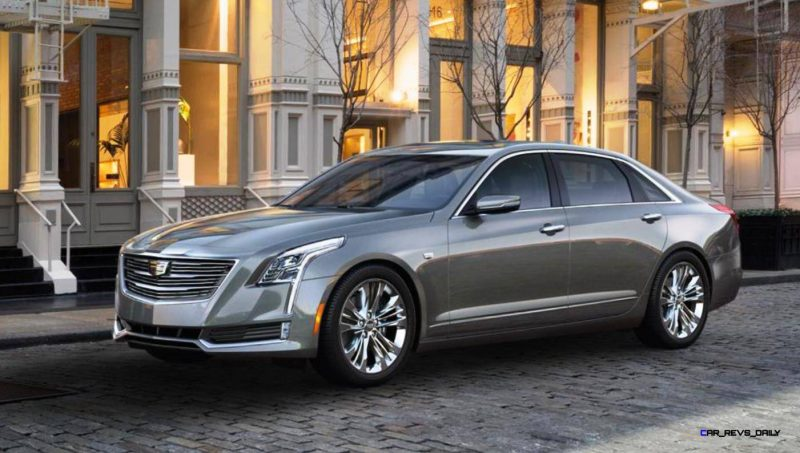 2016 Cadillac CT6 COLORS 4