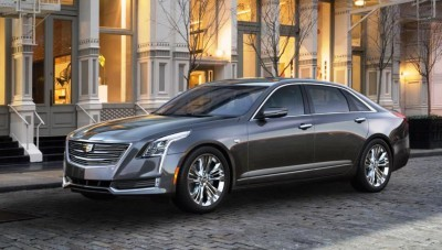2016 Cadillac CT6 COLORS 5